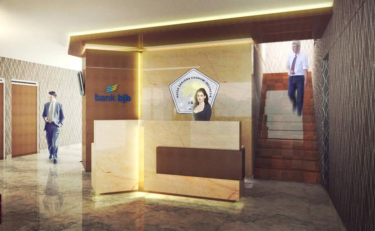 ISEI OFFICE:   by GUBAH RUANG studio