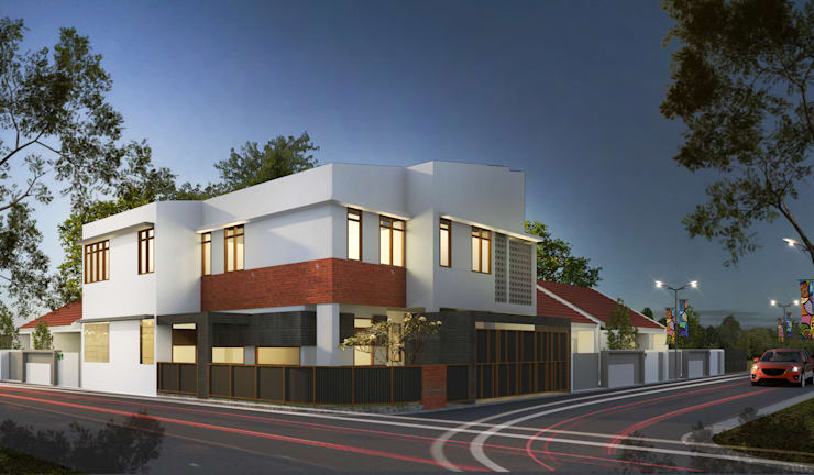 IL Residence:   by GUBAH RUANG studio
