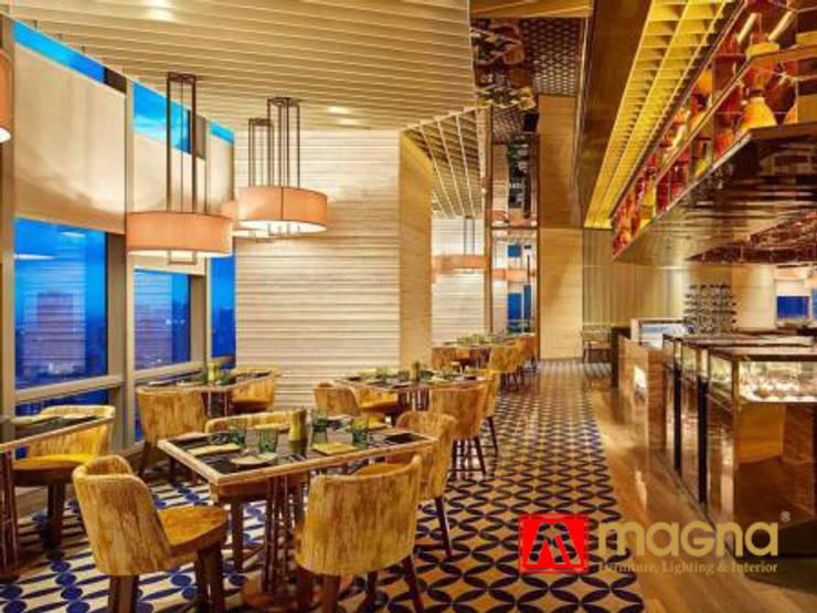 The Westin Hotel:  Dining room by Magna Mulia Mandiri