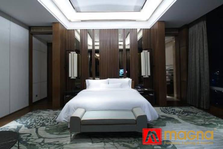 The Westin Hotel:  Bedroom by Magna Mulia Mandiri