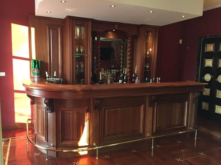 Angoli bar per casa di Falegnameria su misura | homify