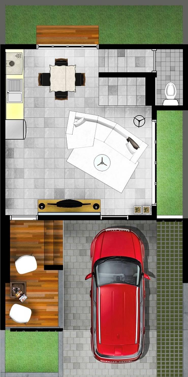 PLM Residence:   by GUBAH RUANG studio