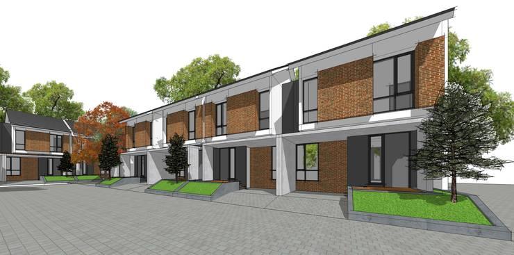 SR Residence:   by GUBAH RUANG studio