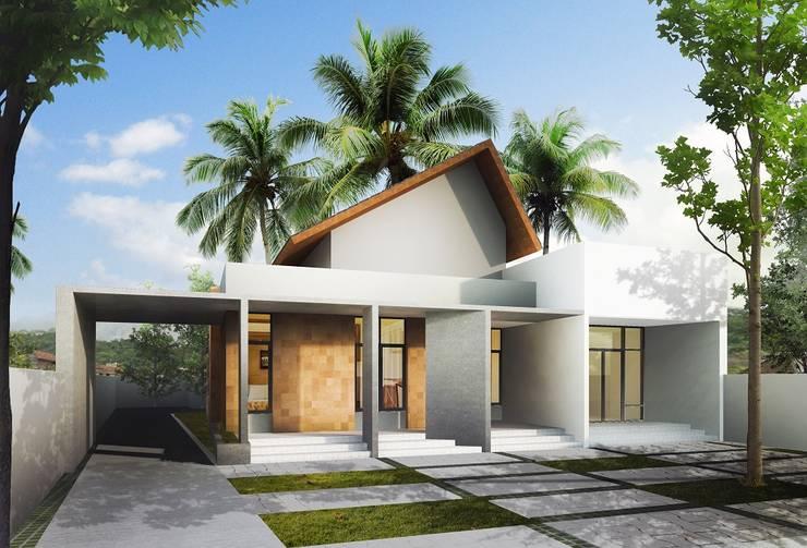 RT House:   by GUBAH RUANG studio