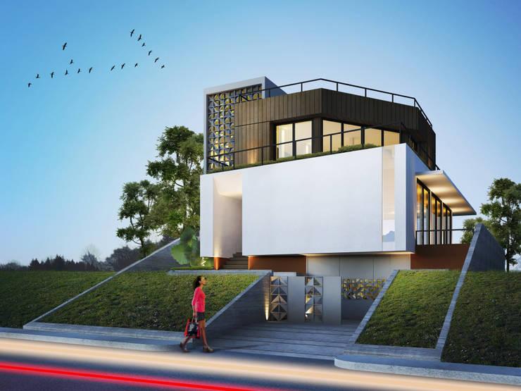 SL House:   by GUBAH RUANG studio