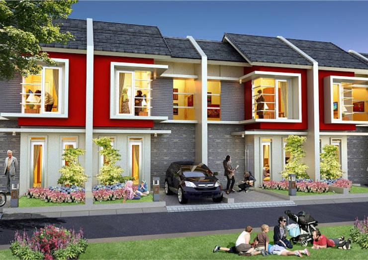 Casa Delia Residence:  Dapur by Casa Delia