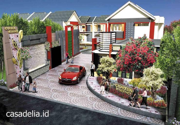 Casa Delia Residence:  oleh Casa Delia, Minimalis