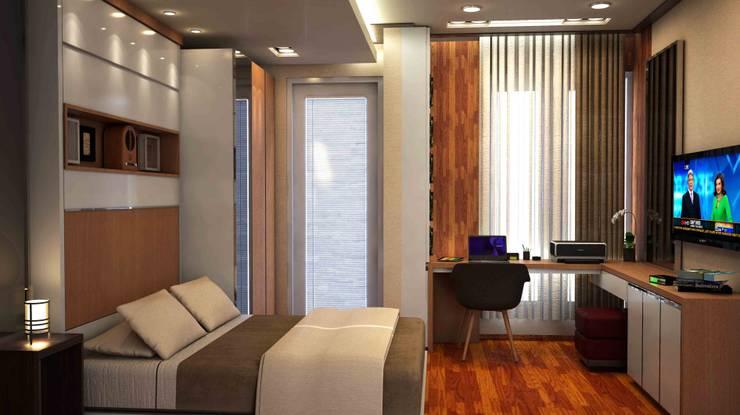 Casa Delia Residence:  Kamar Tidur by Casa Delia
