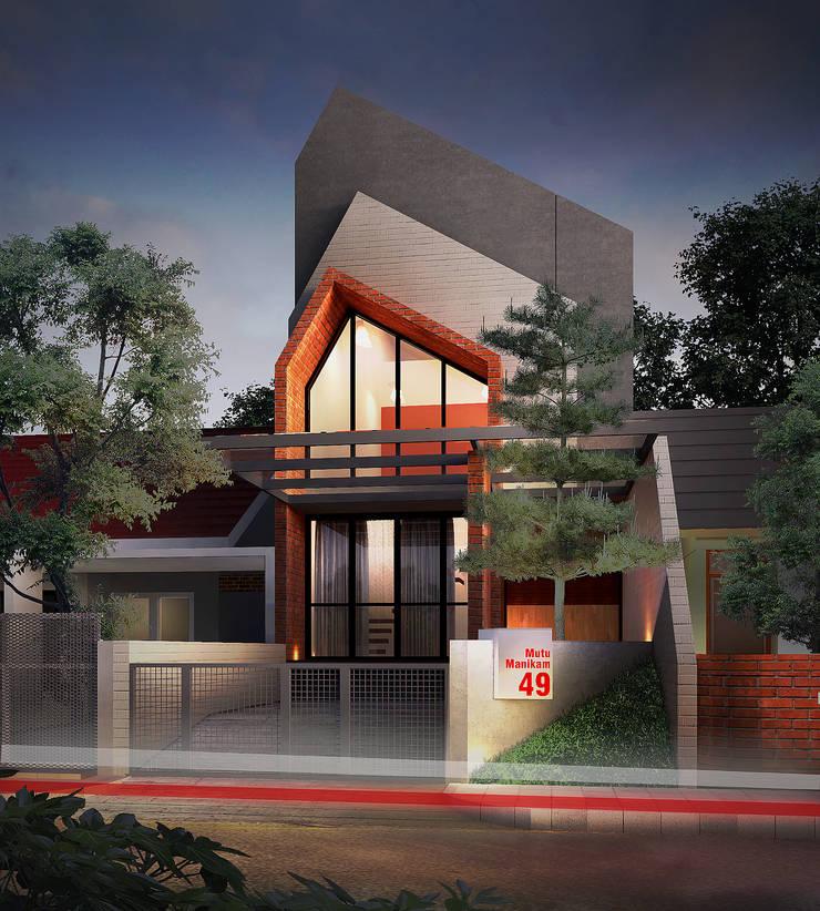 C1 HOUSE:   by GUBAH RUANG studio