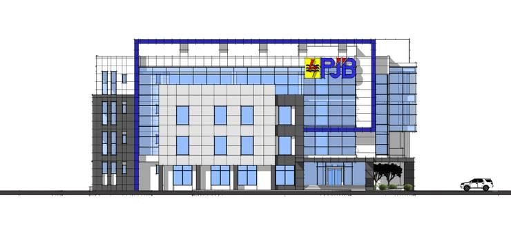 PJB Office:   by GUBAH RUANG studio