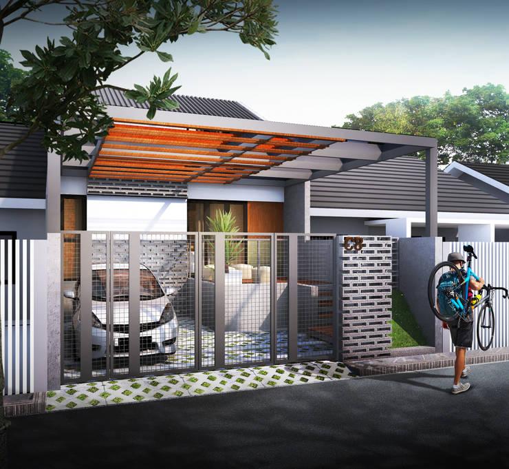 PM-House:   by GUBAH RUANG studio
