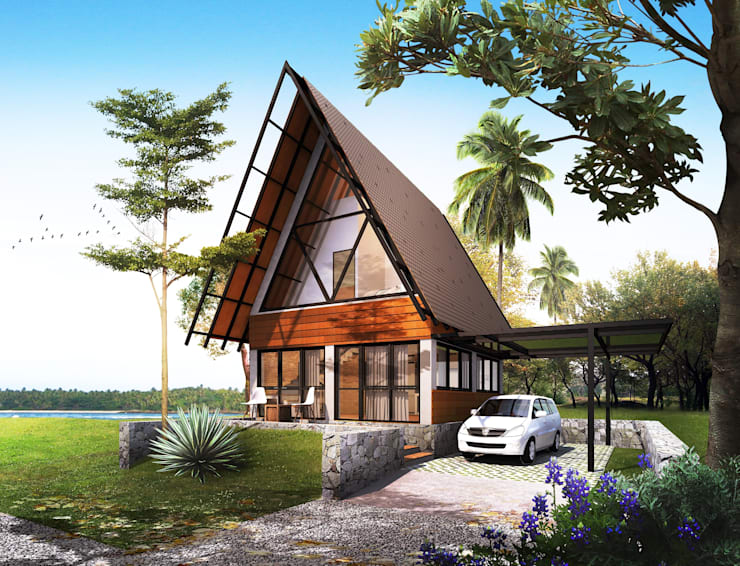 Tepi Laut - Home Stay:   by GUBAH RUANG studio