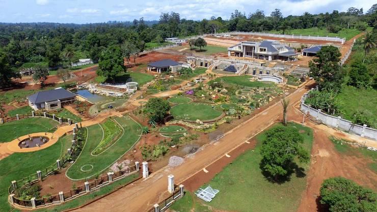 Bangou Estate :   by House of Gargoyle