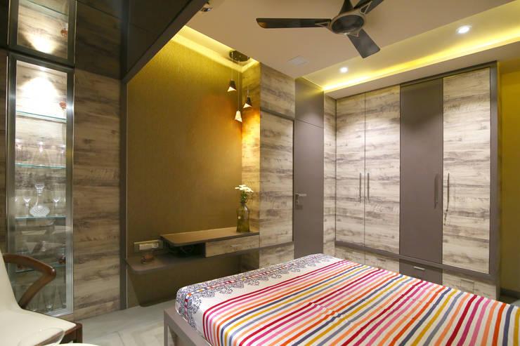 Interior 2: modern Bedroom by DaVi Studio