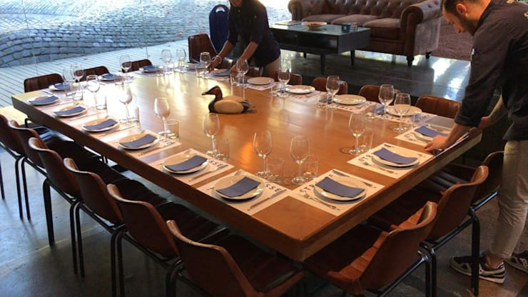 Gastronomy by Muebles Marieta