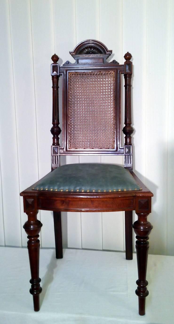 Stuhl Gründerzeit Ein Schmuckstück