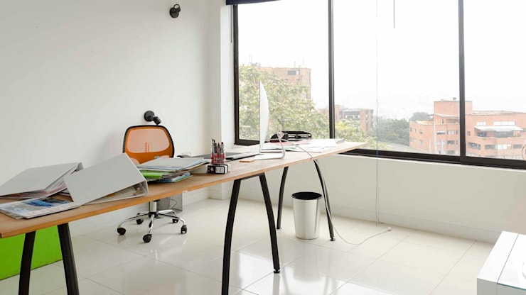 Officina sin Home Staging:  de estilo  por homeblizz