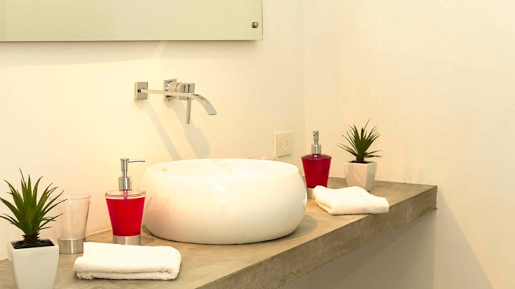 Baño con Home Staging:  de estilo  por homeblizz