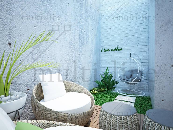 Văn phòng & cửa hàng by Multiline Design