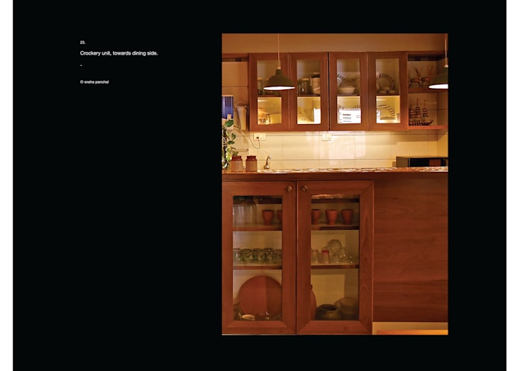 Astha emrald:  Kitchen by studio18_by_sneha,Classic