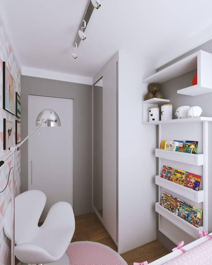de Secato Arquitetura e Interiores Moderno Tablero DM