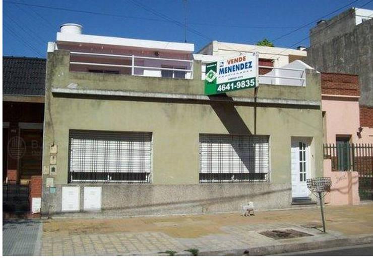Antes. Remodelación vivienda en Villa Real, CABA.:  de estilo  por Inca Arquitectura,