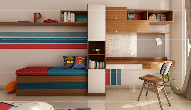 Kid's bedroom designs:  Kitchen by Fabmodula