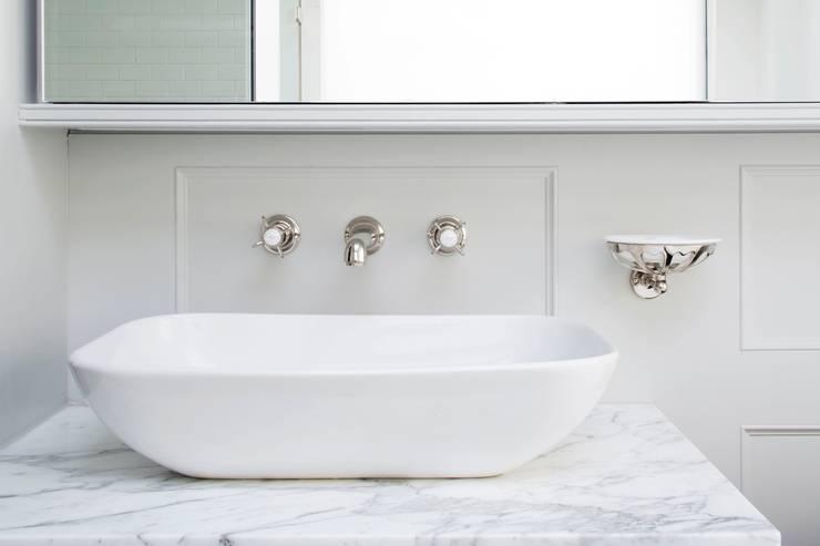 Alles wat je moet weten over marmer in je badkamer!   homify