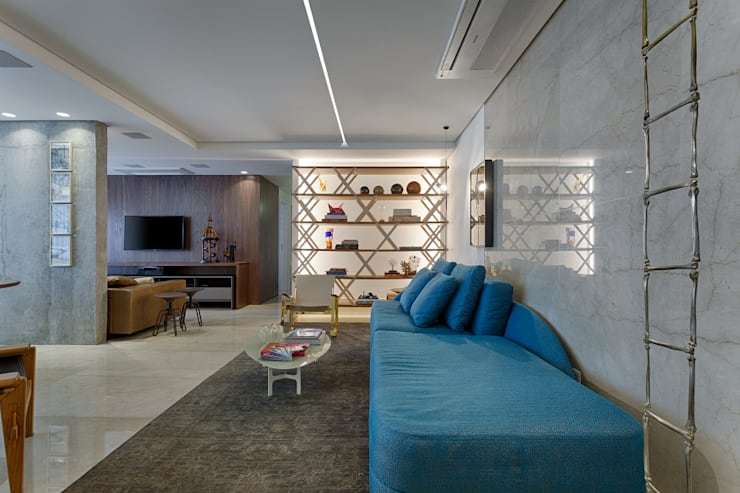 by Luiz Henrique Ribeiro arquitetura e design de interiores Modern