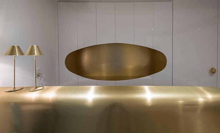 de Luiz Henrique Ribeiro arquitetura e design de interiores Moderno