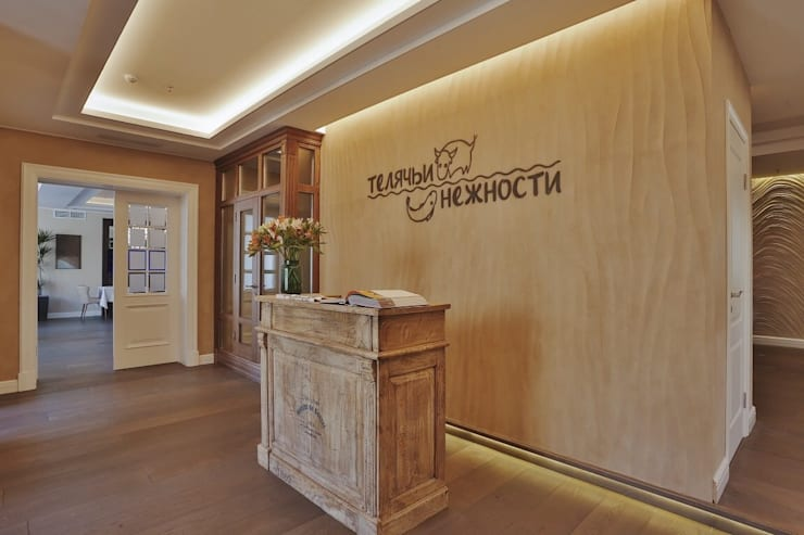 Gastronomy by Студия дизайна Дмитрия Артемьева 'Prosto Design'