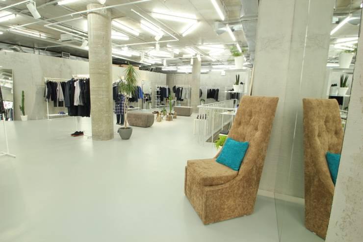 Shopping Centres by Студия дизайна Дмитрия Артемьева 'Prosto Design',