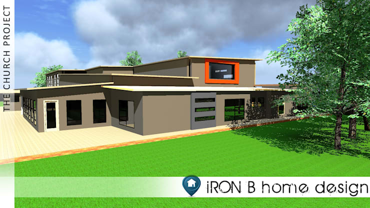 Arconhoek Ministry :   by iRON B HOME DESIGN