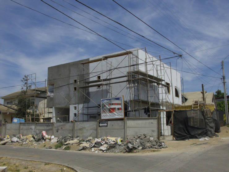 5: Casas de estilo  por OMD Arquitectos