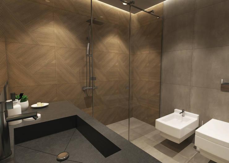 حمام تنفيذ 50GR Mimarlık