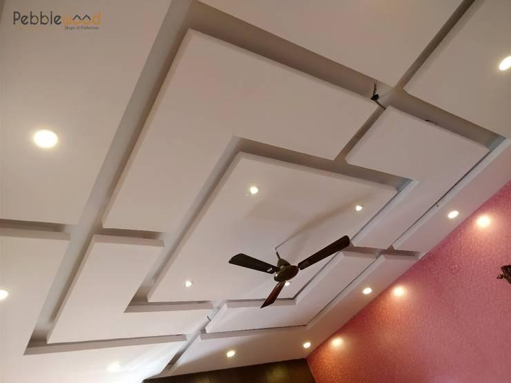 Mr Mahesh Ashwath: modern Bedroom by Pebblewood.in