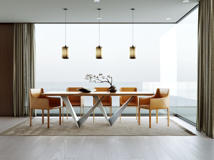 Modern Contemporary Dinning Collection:  餐廳 by CL Distribution Ltd.