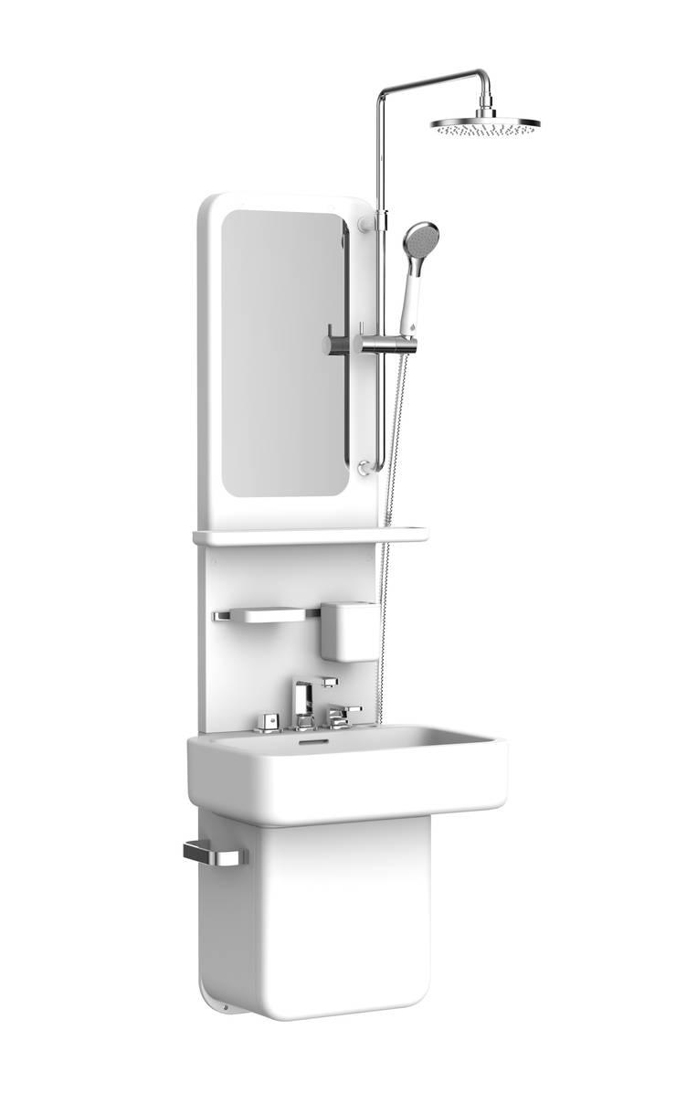 Allin4R: Cebien Co., Ltd의  욕실
