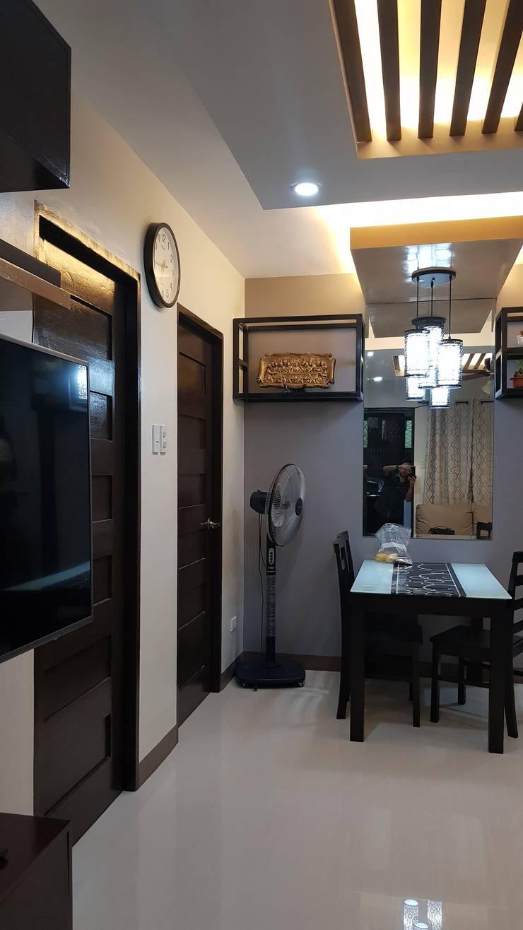 Vergara Family Residence:  Dining room by Yaoto Design Studio