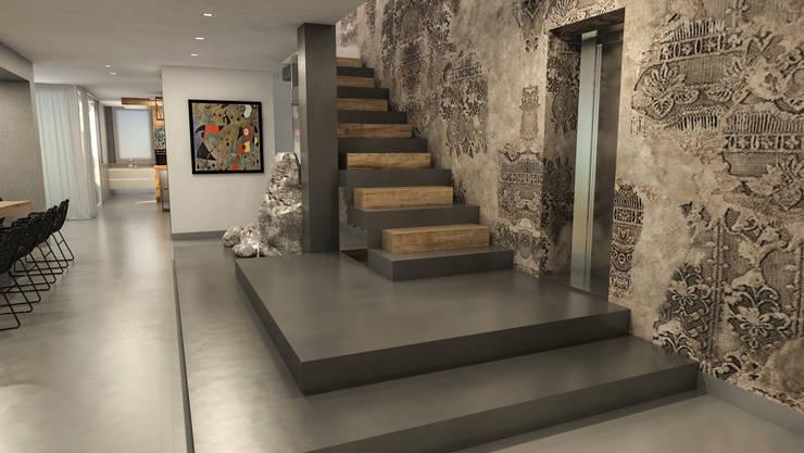 Cầu thang by studiosagitair