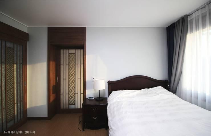 부여 석동리 전원주택 / 2F: 에이프릴디아의  방,
