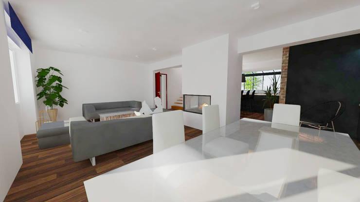 Renovation d\'une maison à Brest - Architecture d\'intérieur von Ad ...