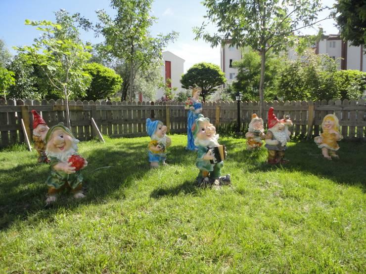 ZORLU PARK BAHÇE HEYKELLERİ – BAHÇE HEYKELLERİ:  tarz Bahçe