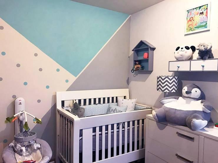 غرف الرضع تنفيذ Franko & Co.