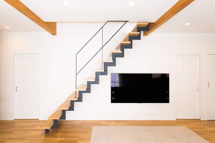 Cầu thang by LobeSquare