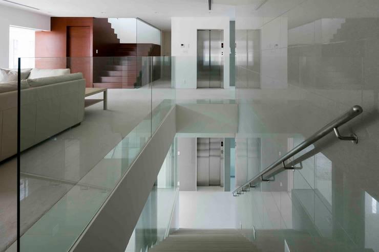 Stairs by JWA,Jun Watanabe & Associates
