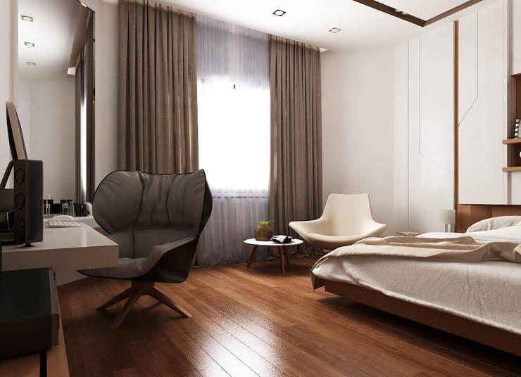 Bedroom by TK Designs