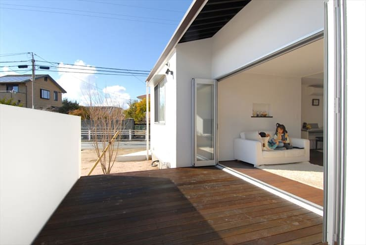 Terrace by nest