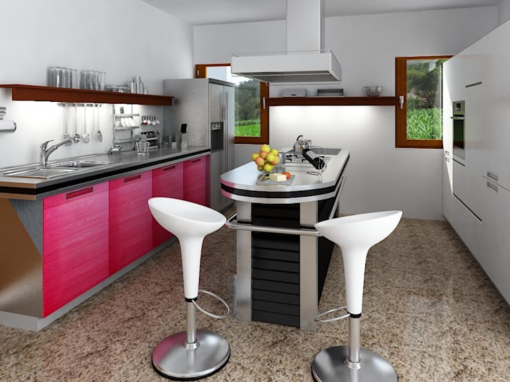 santhosh :  Kitchen by Home  Solutions