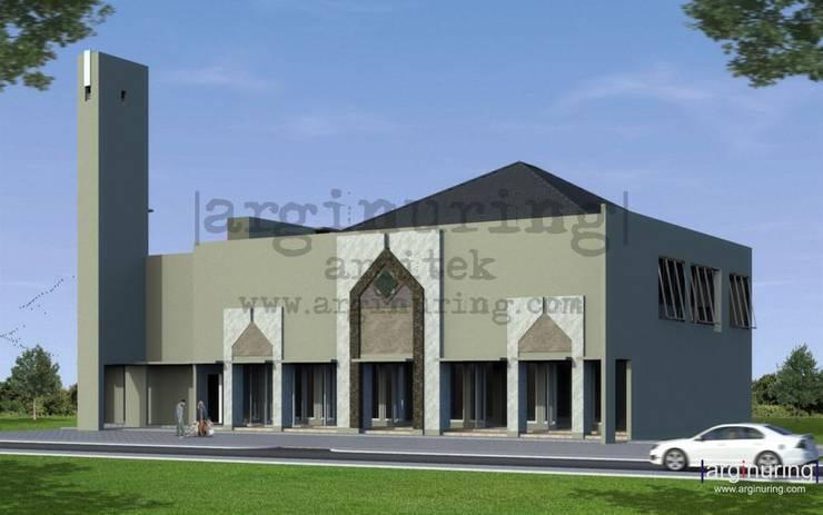 Tampak Kanan:   by Arginuring Arsitek